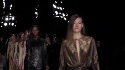 Blumarine Woman Fashion Show F/W 2015/16