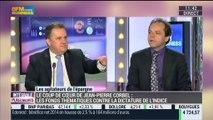 Les agitateurs de l'épargne: Est-il intéressant d'investir dans des fonds thématiques?: Jean-Pierre Corbel et  Jean-François Filliatre (2/4) – 12/02
