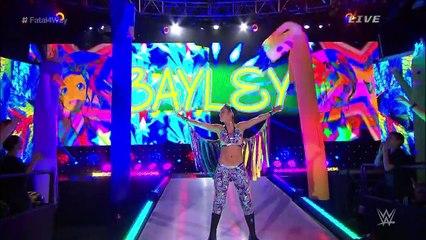 Charlotte Vs Sasha Banks Vs Bayley Vs Becky Lynch