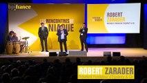 Les rencontres de la Niaque : les entrepreneurs ont de l'humour