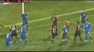 Arnavutluk Liginde Şikeli Maç