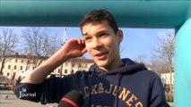 Tournoi des 6 Nations : Les jeunes s'initient au rugby