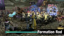 Dynasty Warriors 8 Empires - Gameplay - Formation Rod