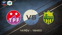 Samedi 14 février à 18h00 - Tarbes PF - FC Nantes (b) - CFA D