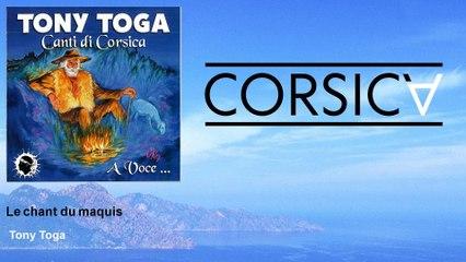 Tony Toga - Le chant du maquis