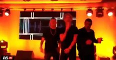 New video of Cristiano Ronaldo singing & dancing at birthday party hours after Atletico defeat
