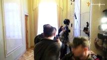 Deux députés ukrainiens se battent