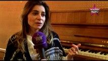 Julie Zenatti présente son nouvel album « Blanc » (vidéo)