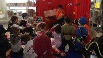 Des histoires carnavalesques à la bibliothèque municipale