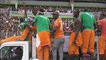 Côte d'Ivoire, Acceuil triomphal des Eléphants en Côte d'Ivoire