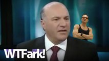TINY VAN DAMME: Shark Tank's Mr. Wonderful Becomes the Latest Victim of Tiny Van Damme