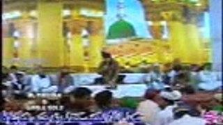 Hirze Jaan Zikre Shafat Keejeye - Owais Raza Qadri Videos