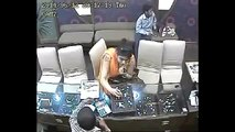 CCTV-Asian Lady steals Jewellery In A Shop