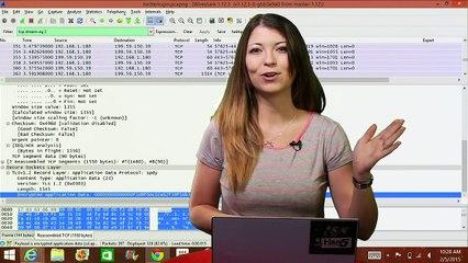 Wireshark 101: Wireshark with Social Networks - HakTip