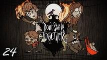 Don't Starve Together! (Pt. 24) JSmith & Baer & Mathas & Doxy