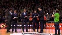 Euroleague Basketball Legends: Sarunas Jasikevicius