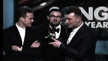 Sam Smith Wins Song of the Year With Stay With me Grammy Awards 2015 Yes !!! Well deserved thoughts