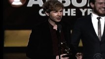 Wow ! Beck Wins Album of the Year Grammy Awards 2015 !! one Problem .who this dude ? WTF my thoughts