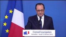 """Vente du Rafale à l'Egypte: le lapsus """"indien"""" de François Hollande"""