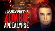 EXO ZOMBIES 'I Survived A Zombie Apocalypse' Funny Moments w/ DannyCentral (Advanced Warfare BBC)