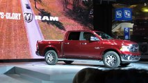 Ram Truck President and CEO Bob Hegbloom intros New Laramie Limited --- Chicago Auto Show -- Bob Giles NewCarNews.TV