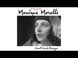"""Monique Morelli - Jean-Julien, je ne puis (extrait de """"Les poètes"""")"""