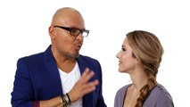 Mineral Eye Color Sparkle Shades featuring Global Makeup Artist Luis Casco