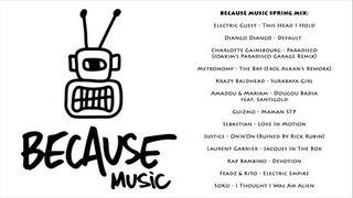 Because Music - Spring Mix 2012