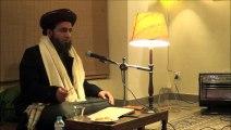 Dars-e-Masnavi-e-Rumi (3) (II) - Hamd/Maulana Shahzad Mujaddidi