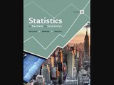 Download Statistics for Business and Economics 12th Edition PDF