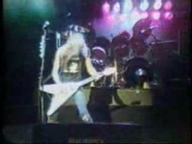 Metallica Seek & Destroy  85