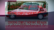 covering voiture avis,total covering voiture,formation covering voiture, covering voiture belgique