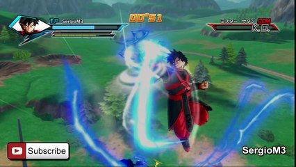 Dragon Ball Xenoverse   All Super Attacks ( CaC   Custom Created Character ) de