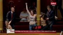 La pénalisation des clients des prostituées bientôt au Sénat