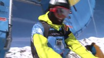 Winner Run of Smoothy Sam (NZL) - Swatch Freeride World Tour 2015 in Vallnord Arcalis (AND) By The North Face