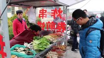 Stret Foods Top 5 Chinese Street Foods