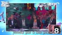 Touche pas à mon poste ! - Jean-Luc Lemoine s'acharne sur Jean-Michel Maire dans sa chronique- Jeudi 12 février  2015