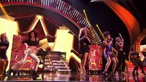 Aleshas Golden Buzzer act REAformed are in harmony Britains Got Talent 2014