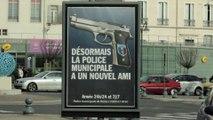 Denis Décode les affiches de Robert Ménard