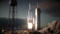 Falcon Heavy : le lanceur lourd et réutilisable de SpaceX
