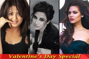 Bollywood celebs wishes their fans on Valentine's day!