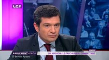 Parlement Hebdo :  Parlement Hebdo : Benoist Apparu (UMP)