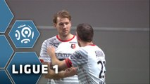 But Ola TOIVONEN (82ème) / Toulouse FC - Stade Rennais FC (2-1) - (TFC - SRFC) / 2014-15