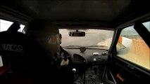 RAYNARD Jérome a ledenon sous la pluie en saxo le 14/02/15 ( 15h40 )
