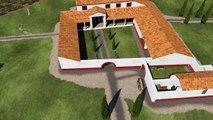 villa gallo romaine