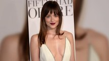 Dakota Johnson Gives Us A Taste Of What's To Come In Fifty Shades of Grey