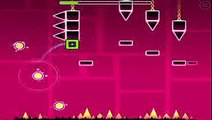 Geometry dash level 6 - cant let go