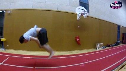 Comment faire un salto arrière - Tumbing