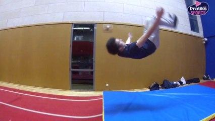 Comment faire un salto avant - Tumbling