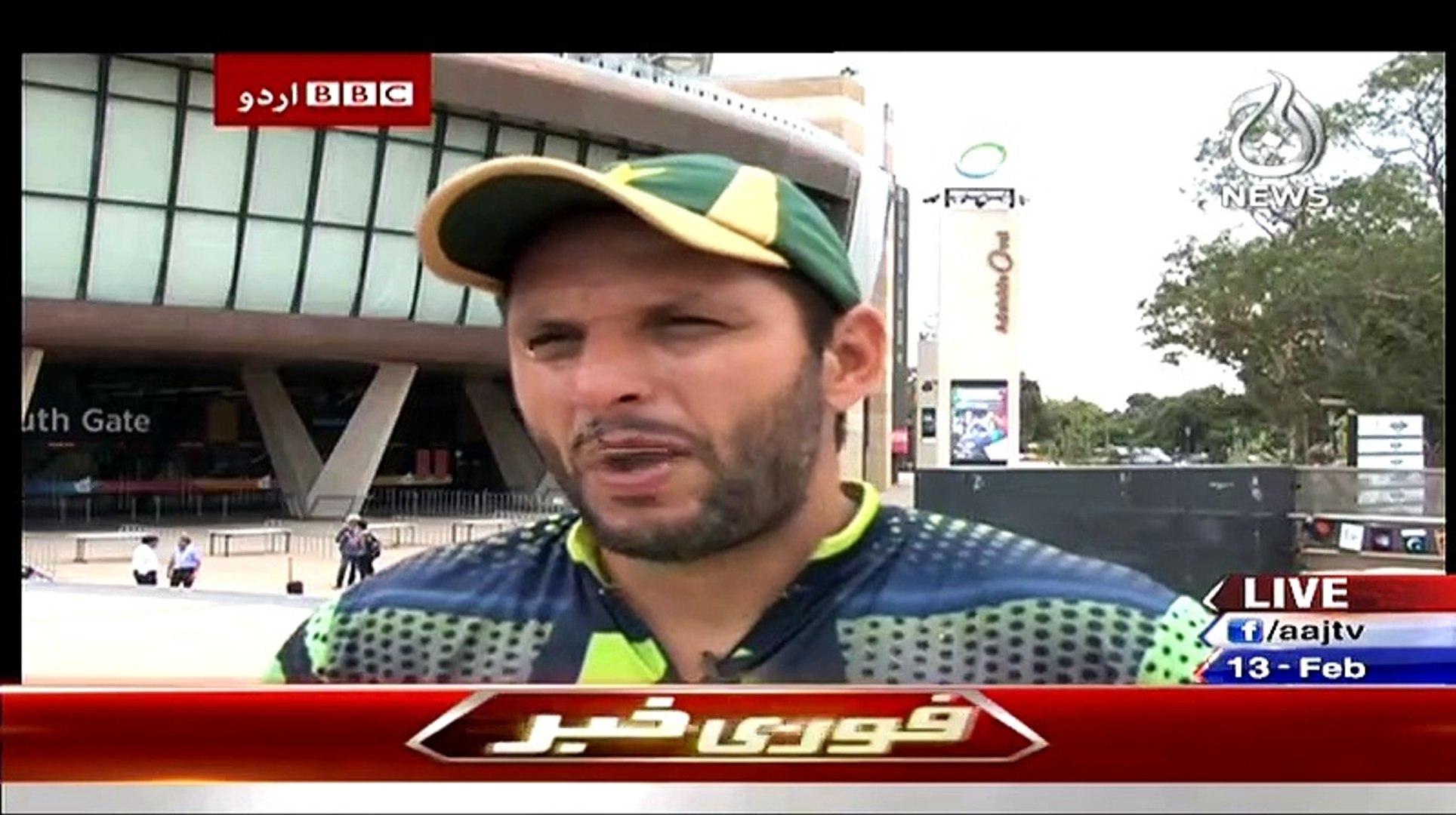 BBC Urdu Sairbeen On Aaj News ~ 13th February 2015 - Live Pak News